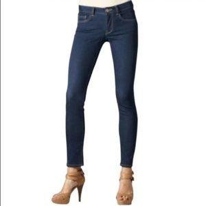 CAbi  #755 Dark Wash Skinny Jeans